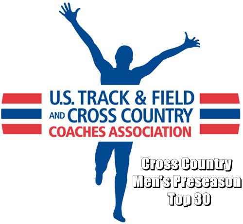 Cross Country USTFCCCA Preseason Top 30