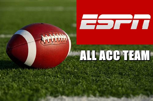 Football ESPN All ACC Team