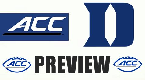 Football Preview Duke