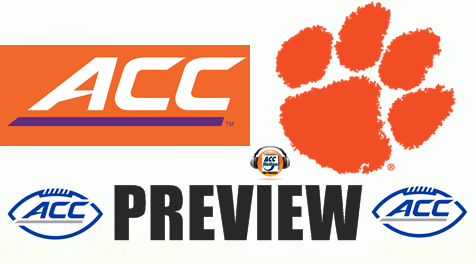 Football Preview Podcast Clemson
