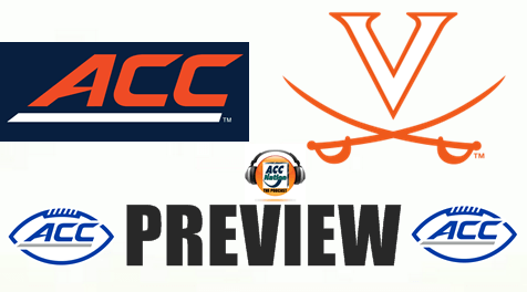 Football Preview Podcast Virginia