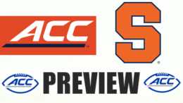 Football Preview Syracuse