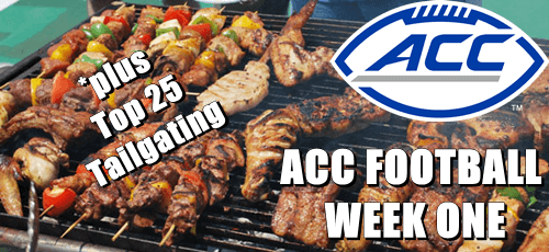 ACC Football plus Tailgating