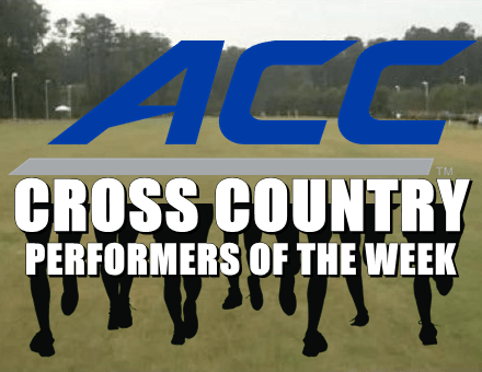 Cross Country Performers Of The Week
