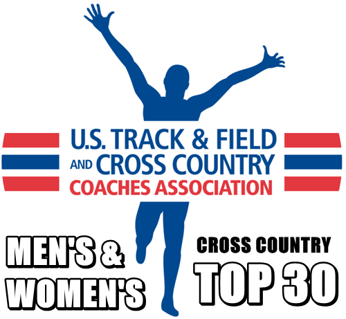 USTFCCCA Men's and Women's Cross Country Top 30 Poll.