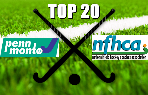 Field Hockey NFHCA Top 20