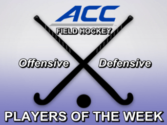 ACC Field Hockey Players of the Week