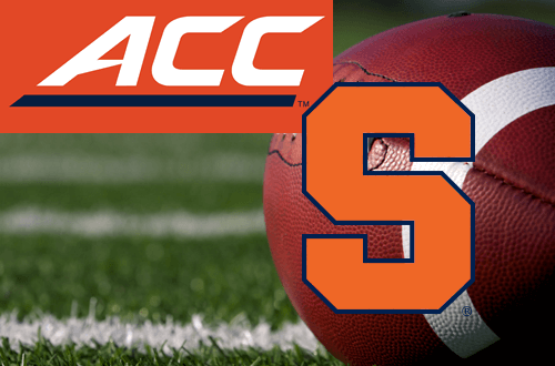 Football ACC Syracuse 2