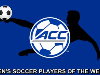 ACC Men's Soccer Players
