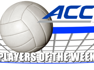 ACC Volleyball Players