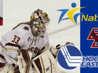 Hockey East Recognizes Katie Burt