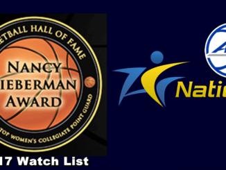 Nancy Lieberman Award
