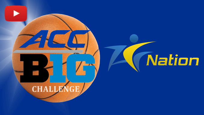 ACC Big Ten Basketball Challenge Video