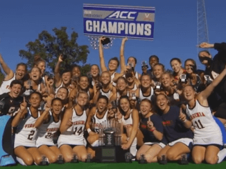 Virginia Clinches First Field Hockey Title
