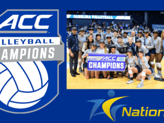 North Carolina Volleyball Champions