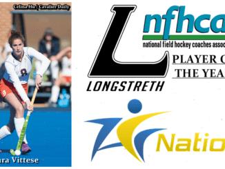 Vittese Named Longstreth NFHCA Player Of The Year