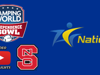 NC State Wins Camping World Independence Bowl