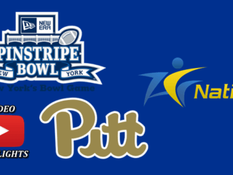 Pitt Drops New Era Pinstripe Bowl