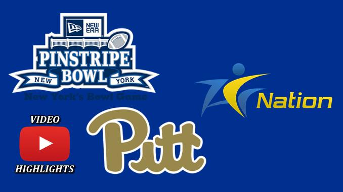 Pitt Drops New Era Pinstripe Bowl