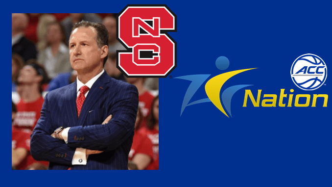 NC State Seeks Change