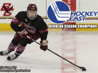 Boston College Wins Hockey East
