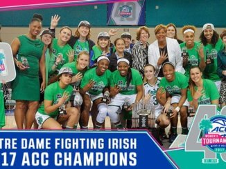 Notre Dame ACC Champions