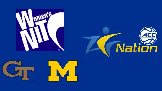 WNIT Championship Pits Georgia Tech Against Michigan