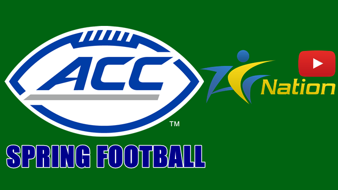 ACC Spring Football Highlights