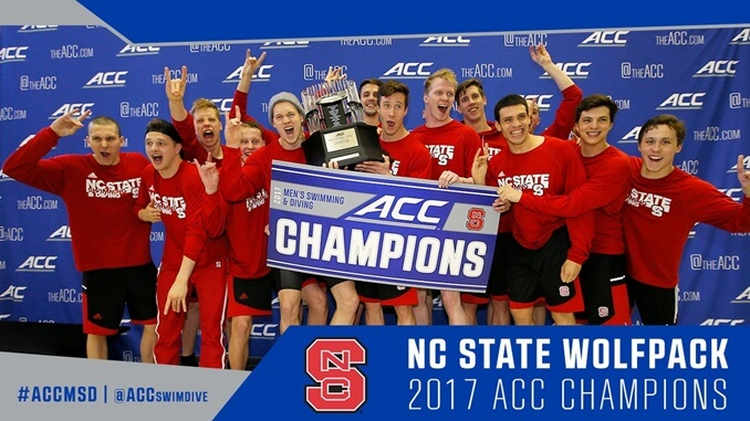 ACC Swimming Diving Championship