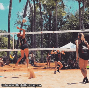 AVCA Beach Volleyball