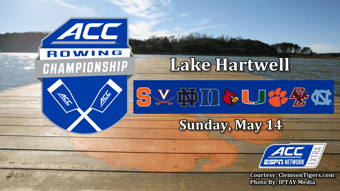 ACC Rowing Championship