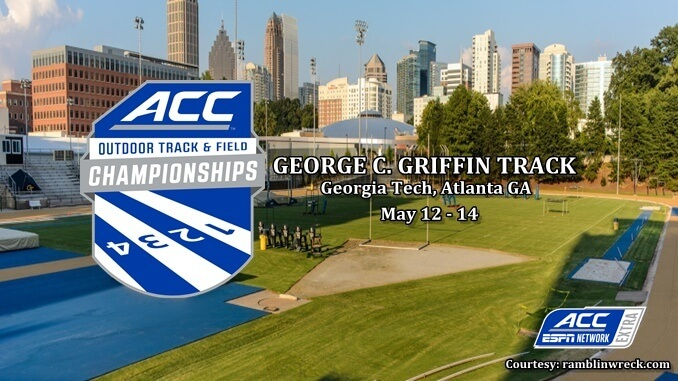 ACC Outdoor Track Field Championships