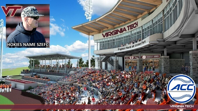 Hokies Baseball Sends Message