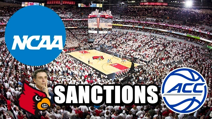 NCAA Sanctions Louisville Basketball