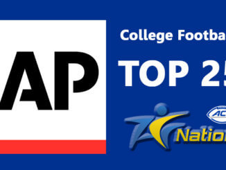 AP College Football Preseason Top 25