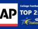AP College Football Preseason Top 25