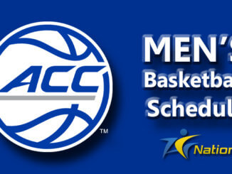 ACC Men's Basketball Schedule