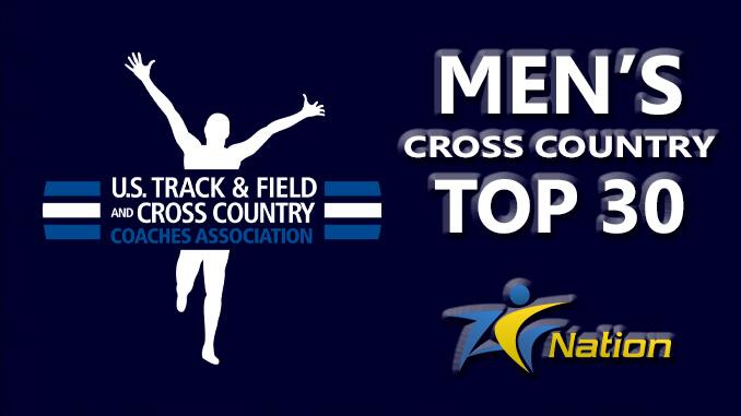 USTFCCCA Men's Top 30