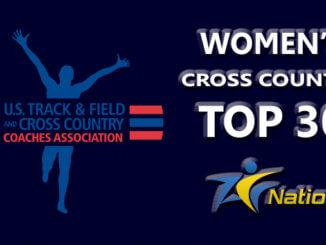 USTFCCCA Women's Top 30