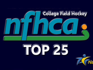 NFHCA Field Hockey Top 25