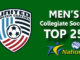 United Soccer Men's Top 25