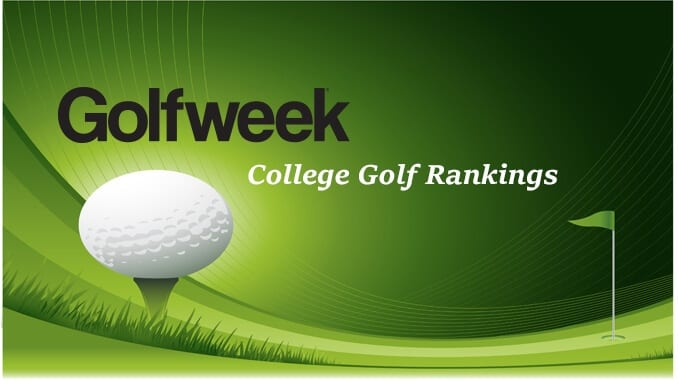 Golfweek Team Top 50
