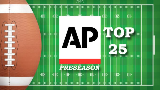 AP Preseason Top 25