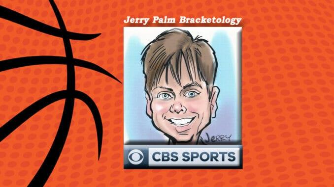 Jerry Palm Bracketology